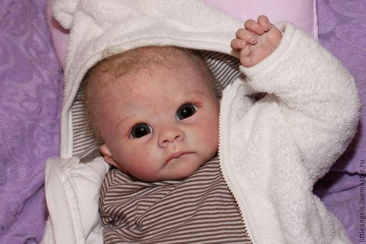 Куклы-младенцы и reborn ручной работы. Ярмарка Мастеров - ручная работа. Купить Дэни.. Handmade. Кукла реборн, reborn baby