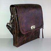 Сумки и аксессуары handmade. Livemaster - original item Leather bag 175. Handmade.