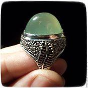Украшения handmade. Livemaster - original item Silver ring idocrase. Handmade.
