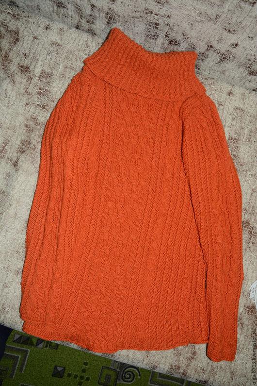 Кофты и свитера ручной работы. Ярмарка Мастеров - ручная работа. Купить Осенняя сказка. Handmade. Зима, осень мода свитер