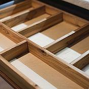 Для дома и интерьера ручной работы. Ярмарка Мастеров - ручная работа Органайзер для столовых приборов. Handmade.