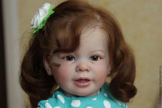 Куклы-младенцы и reborn ручной работы. Ярмарка Мастеров - ручная работа. Купить Реборн Кети. Handmade. Мятный, Татьяна Лазаренко