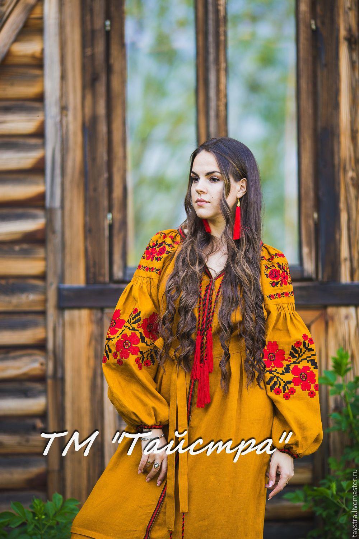 Dress boho embroidered style, Bohemian, ethnic, Dresses, Chernovtsy,  Фото №1