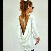 Одежда ручной работы. Ярмарка Мастеров - ручная работа Женская туника Allure. Handmade.