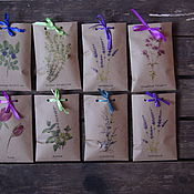Травы ручной работы. Ярмарка Мастеров - ручная работа Травы в ассортименте (Бонбоньерки). Handmade.