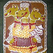 """Сувениры и подарки ручной работы. Ярмарка Мастеров - ручная работа """"ГОРЫНЫЧ"""" новогодний. Handmade."""