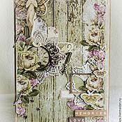 """Свадебный салон ручной работы. Ярмарка Мастеров - ручная работа Книга пожеланий """"Butterfly"""". Handmade."""