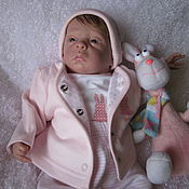 Куклы и игрушки ручной работы. Ярмарка Мастеров - ручная работа Кукла реборн Джулия от Э. Воснюк. Handmade.