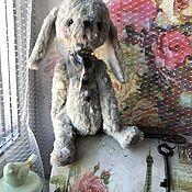 Куклы и игрушки handmade. Livemaster - original item Bunny rabbit Teddy. Handmade.