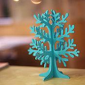 Для дома и интерьера ручной работы. Ярмарка Мастеров - ручная работа дерево для украшений. Handmade.