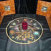 Фен-шуй и эзотерика handmade. Livemaster - original item Wicca Altar Cloth Eye of Woden. Handmade.