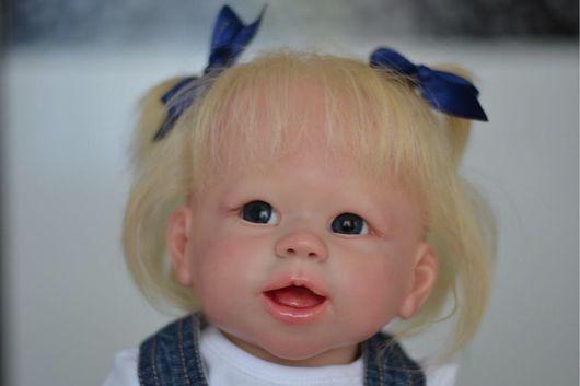 Куклы-младенцы и reborn ручной работы. Ярмарка Мастеров - ручная работа. Купить Куколка реборн Диди. Handmade. кукла для девочки