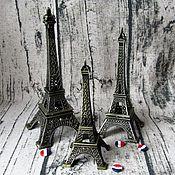 Материалы для творчества ручной работы. Ярмарка Мастеров - ручная работа Декор,статуэтка металлическая. Handmade.
