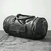 Дорожная сумка ручной работы. Ярмарка Мастеров - ручная работа Большая дорожная сумка. Handmade.