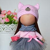 Куклы и игрушки ручной работы. Ярмарка Мастеров - ручная работа Киска. Handmade.