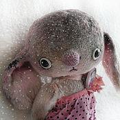 Куклы и игрушки ручной работы. Ярмарка Мастеров - ручная работа Думала, весна...(для Танюши). Handmade.
