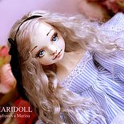 Куклы и пупсы ручной работы. Ярмарка Мастеров - ручная работа Будуарная кукла Алиса. Handmade.