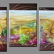Картины и панно handmade. Livemaster - original item Earth. Handmade.