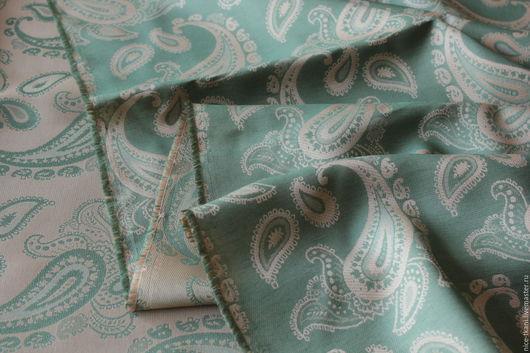 Шитье ручной работы. Ярмарка Мастеров - ручная работа. Купить 22501 двусторонний плательный шелк Etro. Handmade. Комбинированный, вискоза
