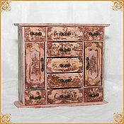 "Для дома и интерьера handmade. Livemaster - original item ""Camping"" mini locker. Handmade."