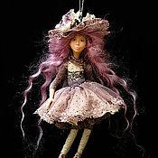 """Куклы и игрушки ручной работы. Ярмарка Мастеров - ручная работа """"Жужу """"))))). Handmade."""