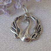 Украшения handmade. Livemaster - original item Pendant silver