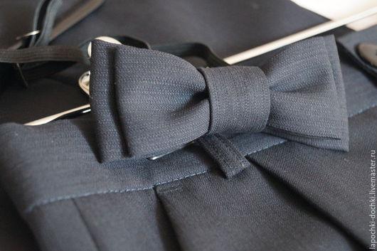 Одежда для мальчиков, ручной работы. Ярмарка Мастеров - ручная работа. Купить Брюки классика. Handmade. Тёмно-синий, брюки для мальчика