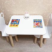 handmade. Livemaster - original item Children`s table rectangular. Handmade.