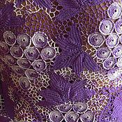 """Одежда ручной работы. Ярмарка Мастеров - ручная работа топ """"Виноградная лоза"""". Handmade."""
