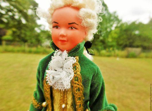 Винтажные куклы и игрушки. Ярмарка Мастеров - ручная работа. Купить Винтажная коллекционная кукла мужчинa Prince марки Petitcolin Франция. Handmade.