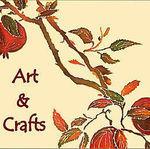 Art&Crafts Painting On Silk - Ярмарка Мастеров - ручная работа, handmade