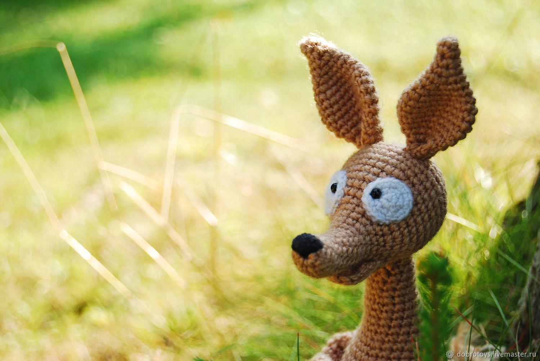 Снифф — очень маленький зверек, Мягкие игрушки, Москва,  Фото №1