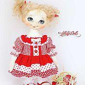 Куклы и игрушки handmade. Livemaster - original item The Doll She Is. Handmade.