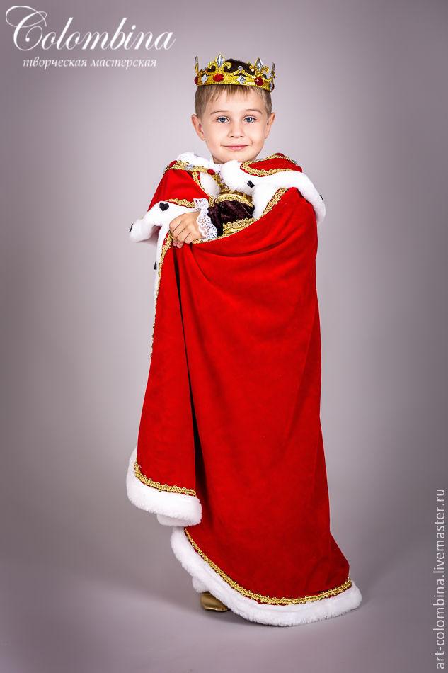 Купить Королевская мантия - золотой, король, костюм короля ... - photo#28