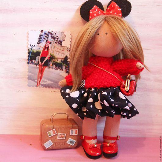 Куклы тыквоголовки ручной работы. Ярмарка Мастеров - ручная работа. Купить Портретная кукла. Handmade. Кукла ручной работы