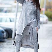 Одежда handmade. Livemaster - original item Fashion, women`s suit, pants and jacket - SE0631W2. Handmade.