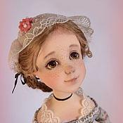 Куклы и игрушки ручной работы. Ярмарка Мастеров - ручная работа Розали, розовый Прованс. Handmade.