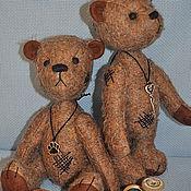 Куклы и игрушки ручной работы. Ярмарка Мастеров - ручная работа Афоня и Тарасик. Handmade.