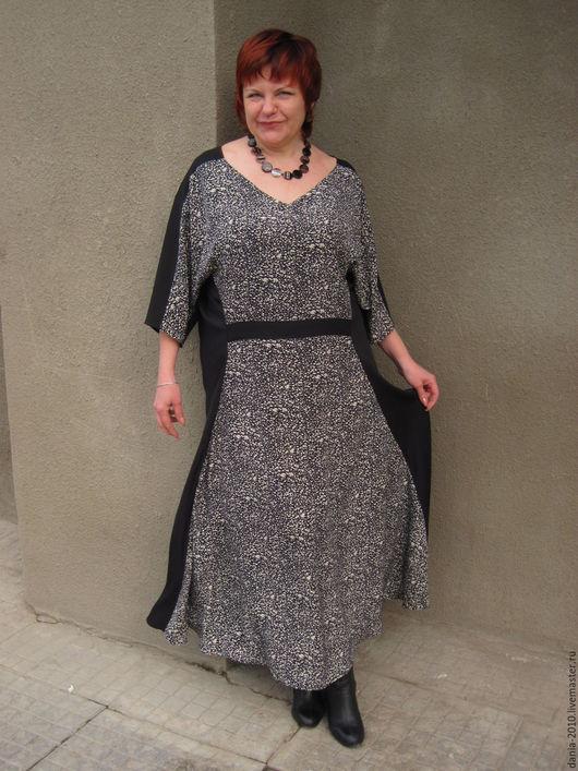 """Платья ручной работы. Ярмарка Мастеров - ручная работа. Купить платье """"МЕЧТА-2"""". Handmade. Черный, под заказ"""