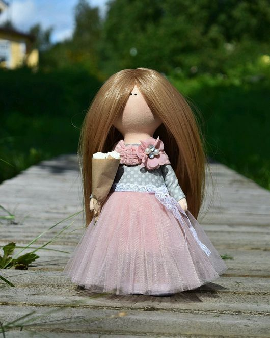 Куклы тыквоголовки ручной работы. Ярмарка Мастеров - ручная работа. Купить Куколка. Handmade. Ручная работа, интерьерная кукла, doll