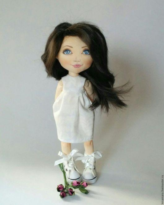 Портретные куклы ручной работы. Ярмарка Мастеров - ручная работа. Купить текстильная кукла с портретным сходством. Handmade. Текстильная кукла