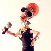 Куклы и игрушки ручной работы. Ярмарка Мастеров - ручная работа Жанна. Handmade.