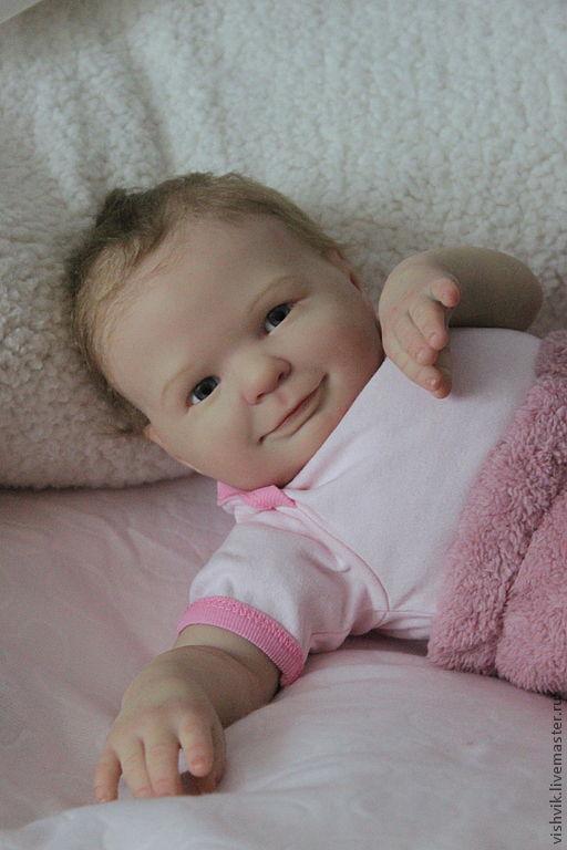Куклы-младенцы и reborn ручной работы. Ярмарка Мастеров - ручная работа. Купить Кукла Реборн Элиза 2. Handmade. генезис