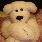 """Куклы и игрушки ручной работы. Ярмарка Мастеров - ручная работа Мишка """"Топотуша"""". Handmade."""