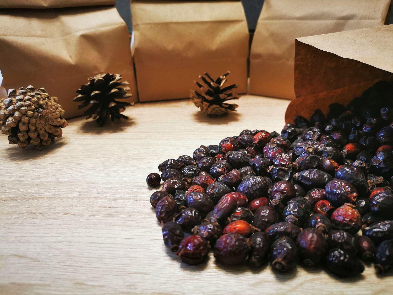 Шиповника плоды / 250г. / + Подарки, Травы, Горно-Алтайск,  Фото №1