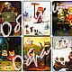 Metaphorical Associative cards 'of Kolokasi-2'. Tarot cards. metaforicheskie-karty. My Livemaster. Фото №5