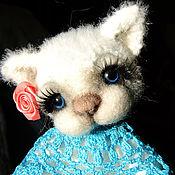 Куклы и игрушки ручной работы. Ярмарка Мастеров - ручная работа Кошечка Бэлла. Handmade.