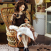 Куклы и игрушки handmade. Livemaster - original item Louise. Handmade.