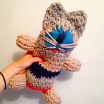 Knittycat - Ярмарка Мастеров - ручная работа, handmade