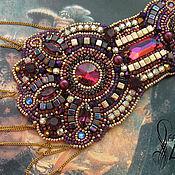 Украшения handmade. Livemaster - original item Epaulettes, Imperial. Handmade.